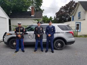 Dagsboro Police Department: Proud to serve the Town and the Nation