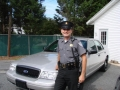 New Police Cars - Floyd Toomey, Jr. - Chief of Police